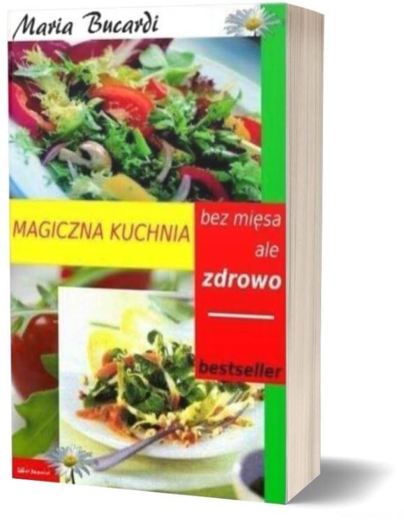 Magiczna Kuchnia Dieta Wegańska Witariańska Wegetariańska Porady Wskazowki Przepisy