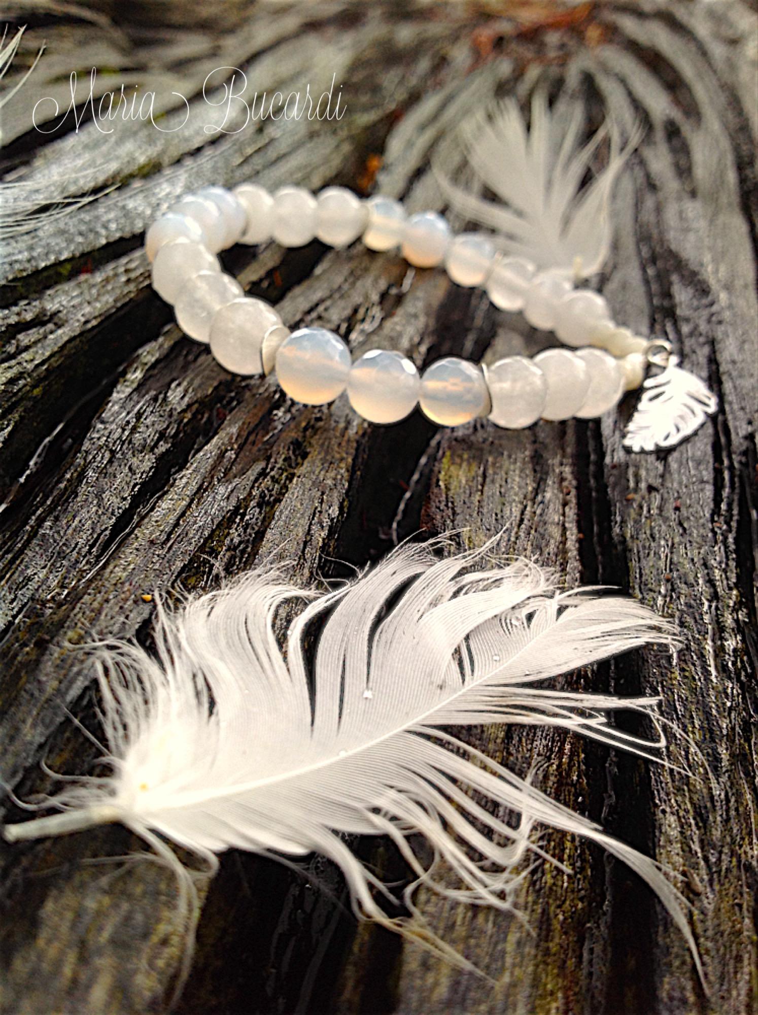 SAOIRSE bransoletka od Marii Bucardi Wibracje Mitycznych Drzew Edenu